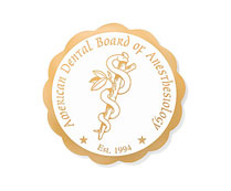 Member of American Dental Board of Anesthesiology